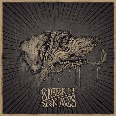 Slobber Pup Black Aces