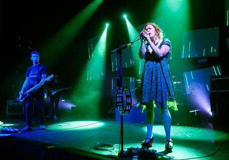 Slowdive Danforth Music Hall, Toronto ON, October 28
