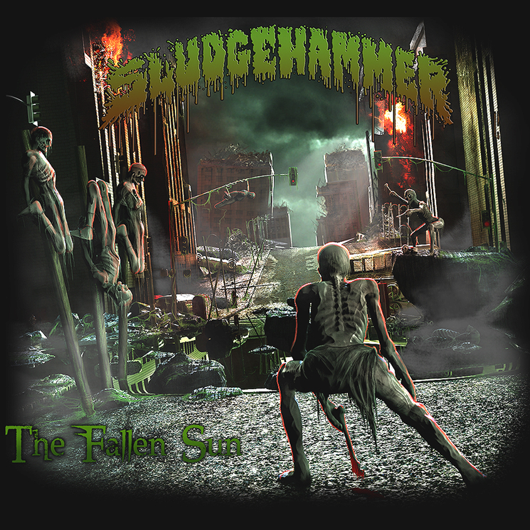 Sludgehammer 'The Fallen Sun' (album stream)