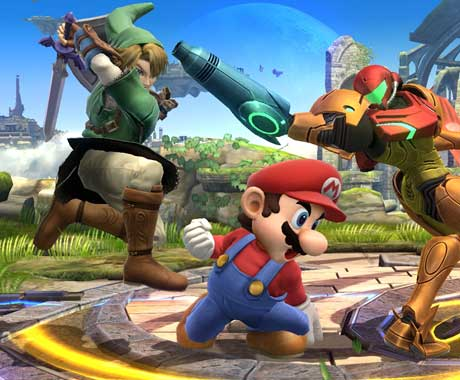Super Smash Bros. Wii U / 3DS