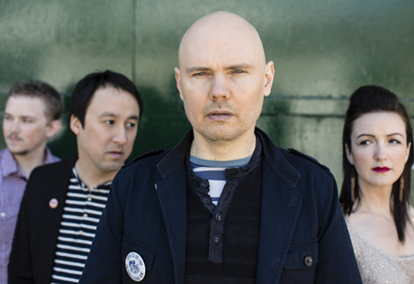 Smashing Pumpkins Begin Work on New Album