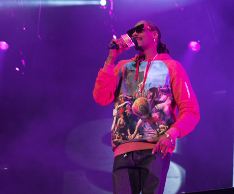 Snoop Dogg / A$AP Rocky / Joey Bada$$ Bell Stage, Quebec QC, July 5