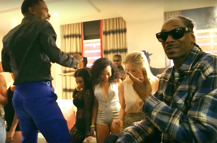 """Snoop Dogg """"Kill 'Em Wit the Shoulders"""" (ft. Lil Duval) (video)"""