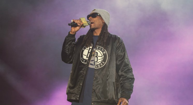 Snoop Dogg Pemberton Stage, Pemberton BC, July 14