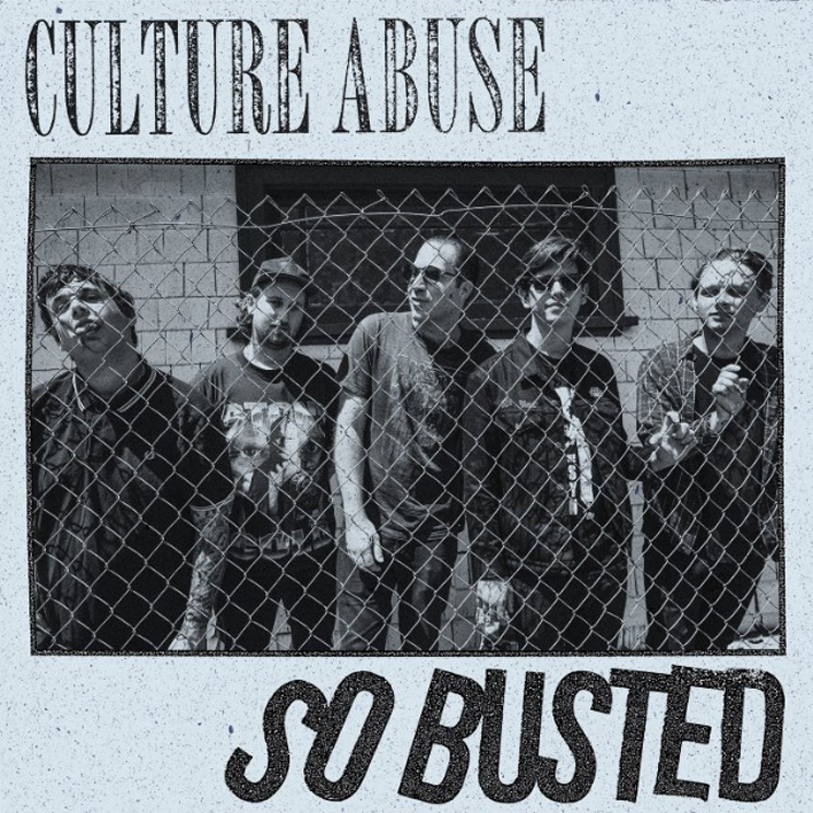 Culture Abuse 'So Busted'