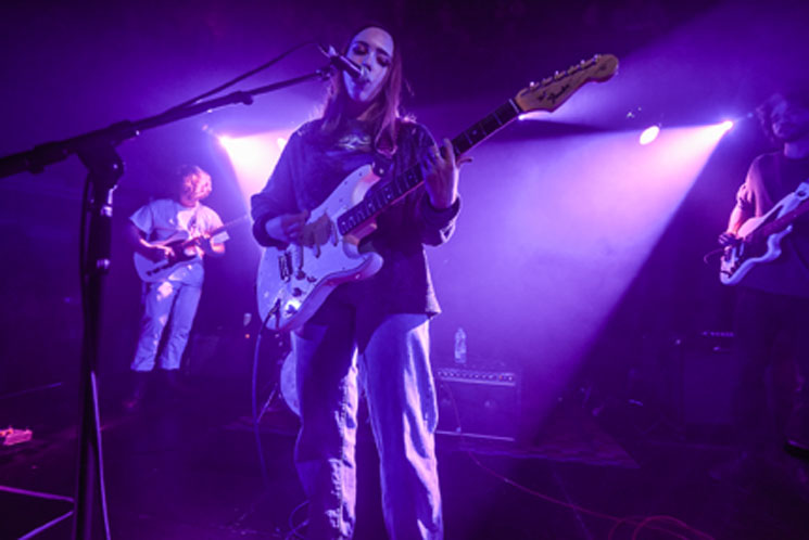 Soccer Mommy Longboat Hall, Toronto ON, April 28