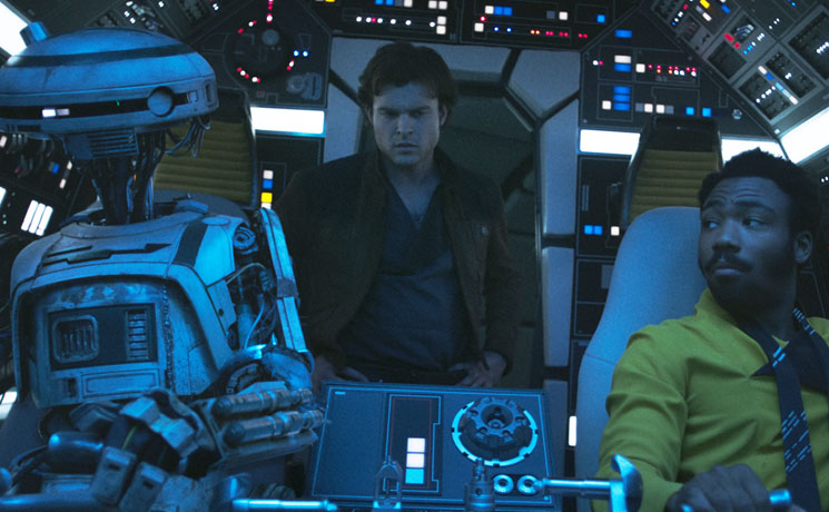 "Ron Howard Blames ""Aggressive Trolling"" for the Box Office Failure of 'Solo: A Star Wars Story'"