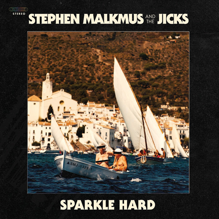Stephen Malkmus & the Jicks 'Sparkle Hard' (album stream)