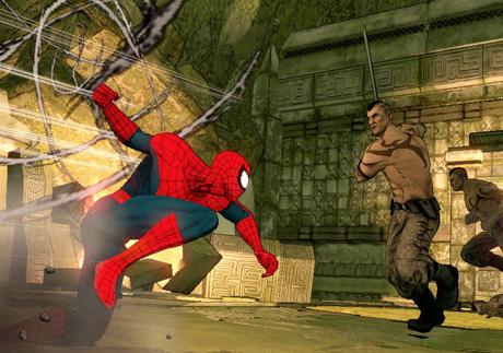 Spider-Man: Shattered Dimensions Multi-platform