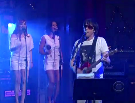 "Spiritualized ""Hey Jane"" (live on 'Letterman')"