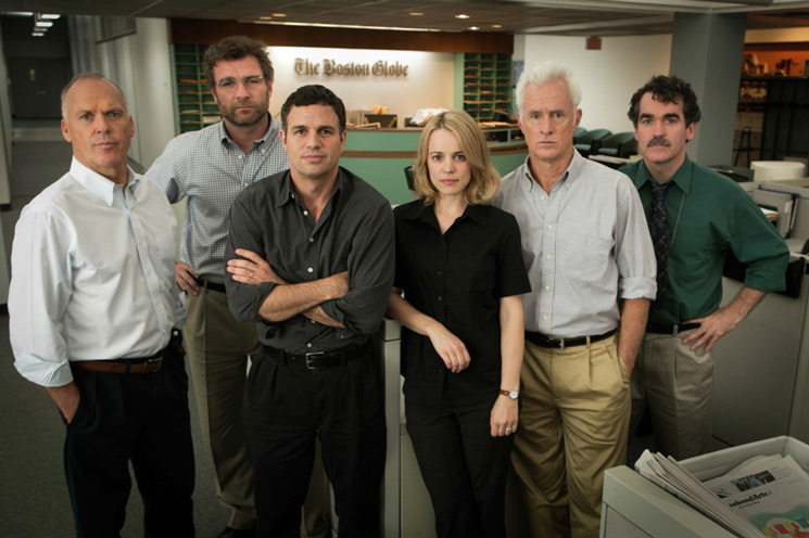 'Spotlight' Distributor Admits School Worker Dialogue Was Fictionalized