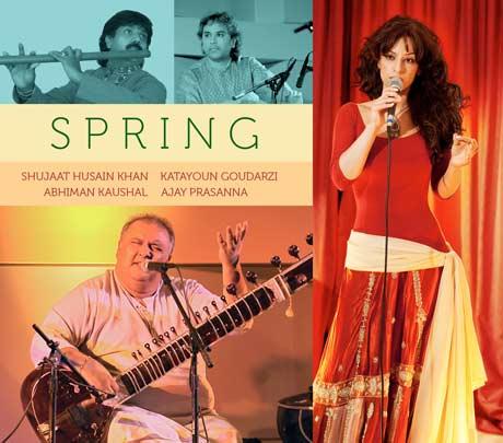 Katayoun Goudarzi & Shujaat Husain Khan Spring