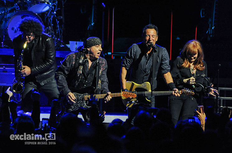 Relive Bruce Springsteen's Toronto Tour Stop in Photos