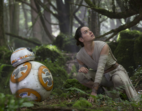 Star Wars: The Force Awakens J.J. Abrams
