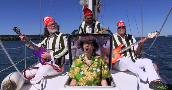 The Evaporators Sail On with Lil Yachty and Desiigner in New 'Starboard!' Video