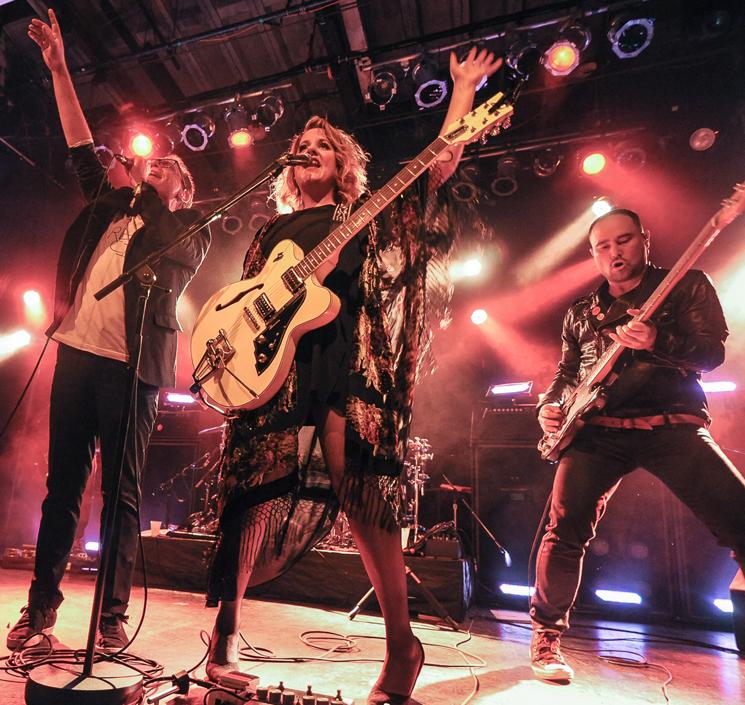 Stars Phoenix Concert Theatre, Toronto ON, December 17