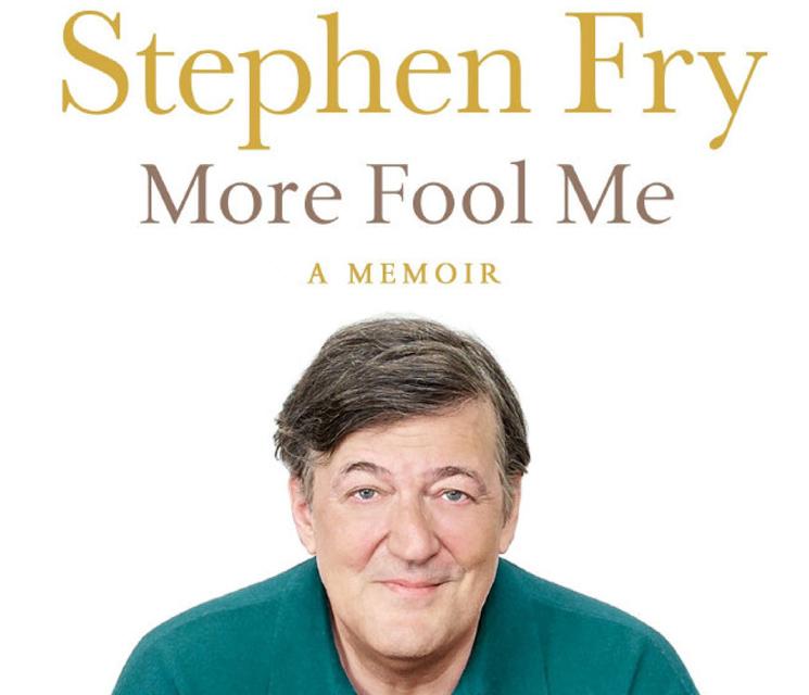 Stephen Fry More Fool Me