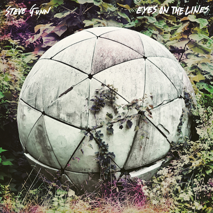Steve Gunn Eyes on the Lines