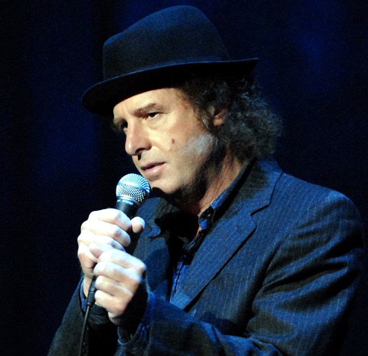 Steven Wright / Perry Perlmutar Centrepointe Theatre, Ottawa ON, February 21