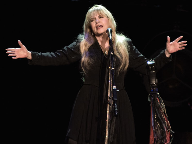 Stevie Nicks Says There Would Be No Fleetwood Mac If Not for Her Abortion