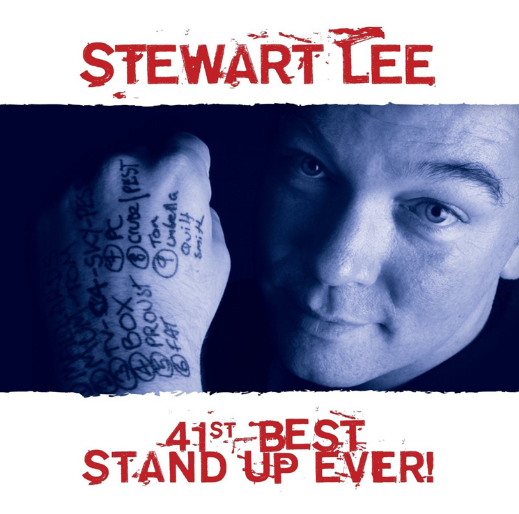 Stewart Lee 41st Best Stand Up Ever!