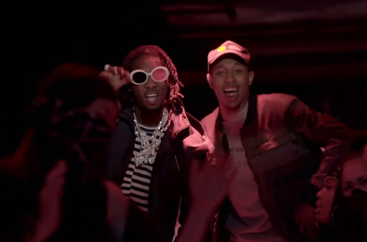 Cousin Stizz 'Headlock' (ft. Offset) (video)