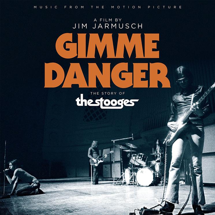 Stooges Documentary 'Gimme Danger' Gets Soundtrack Release