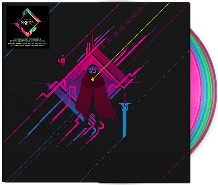 'It Follows' Composer Disasterpeace Treats 'Hyper Light Drifter' to Vinyl Box Set