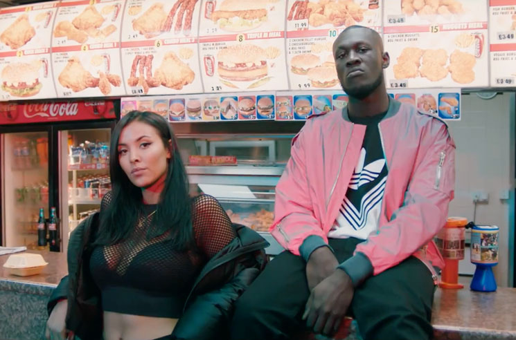 """Stormzy """"Big for Your Boots"""" (video)"""
