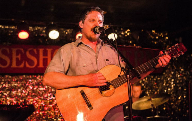 ​Sturgill Simpson Horseshoe Tavern, Toronto ON, June 23