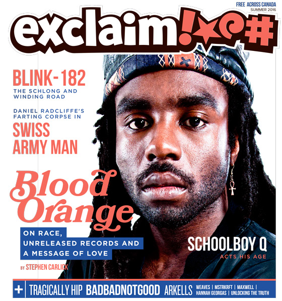 Blood Orange, Blink-182, Weaves, ScHoolboy Q Fill Exclaim!'s New Summer Issue