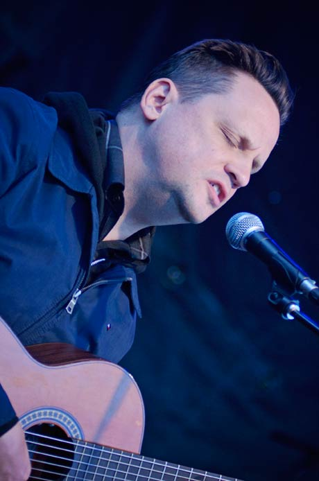 Sun Kil Moon Valley Stage, Hog's Back Park, Ottawa ON, September 14