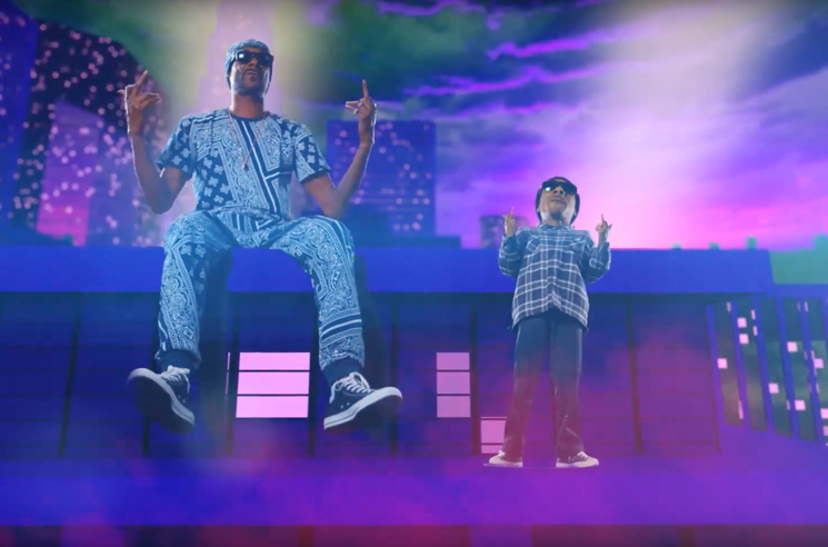 "Snoop Dogg Teases New 'Never Left' LP, Shares ""Super Crip"" Video"