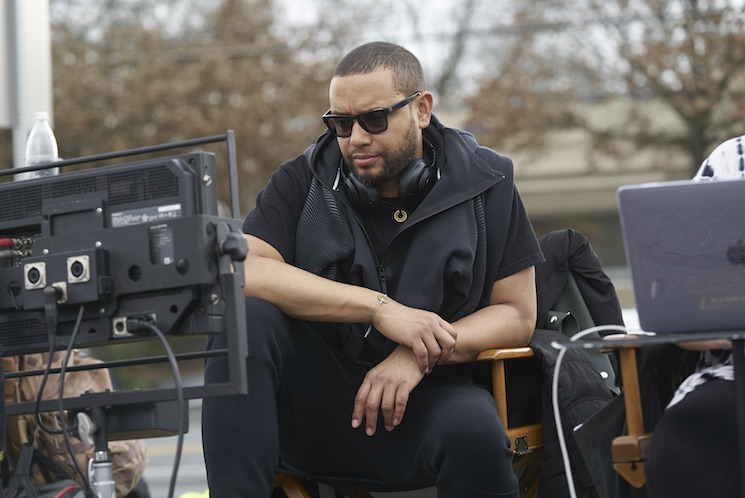 ​Director X Talks the Intersection  Sound and Screen in 'Superfly'