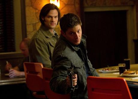Supernatural: The Complete Seventh Season [Blu-Ray]