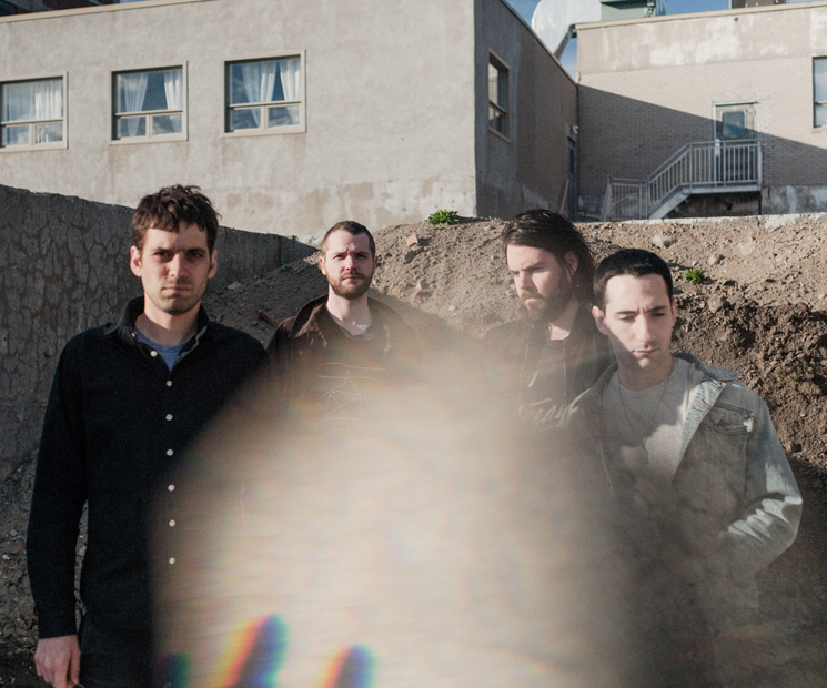 Suuns Go Further into Darkness on 'Hold/Still'