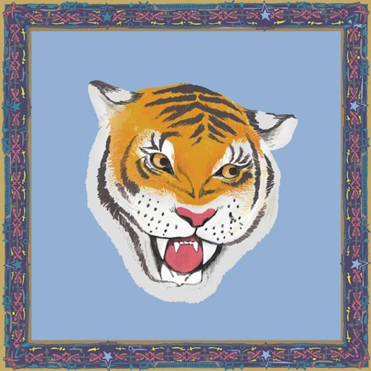 "Swet Shop Boys ""Tiger Hologram"""