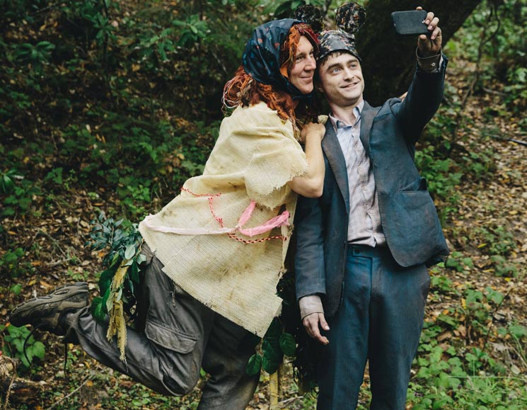 Swiss Army Man Directed by Dan Kwan and Daniel Scheinert