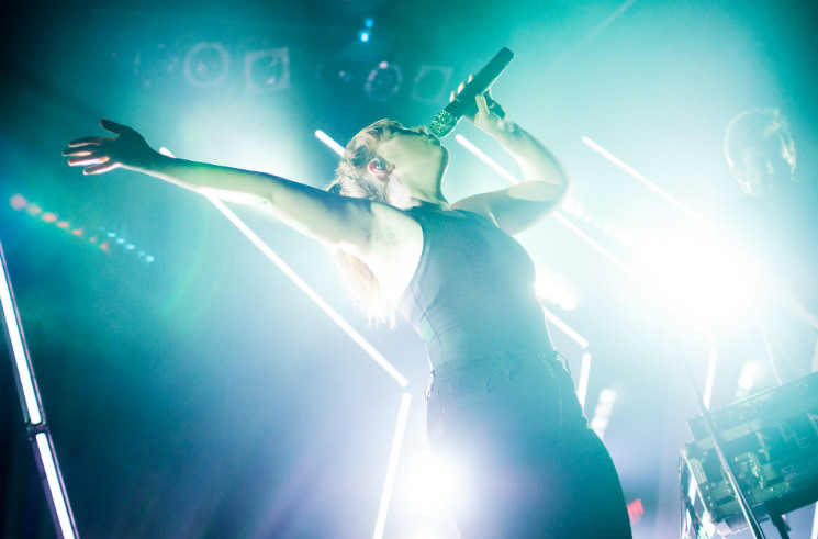 ​Sylvan Esso / Lucy Dacus Phoenix Concert Theatre, Toronto ON, May 23
