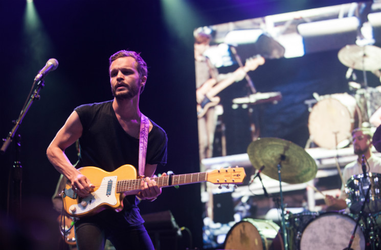 The Tallest Man on Earth LeBreton Flats Park, Ottawa ON, July 8