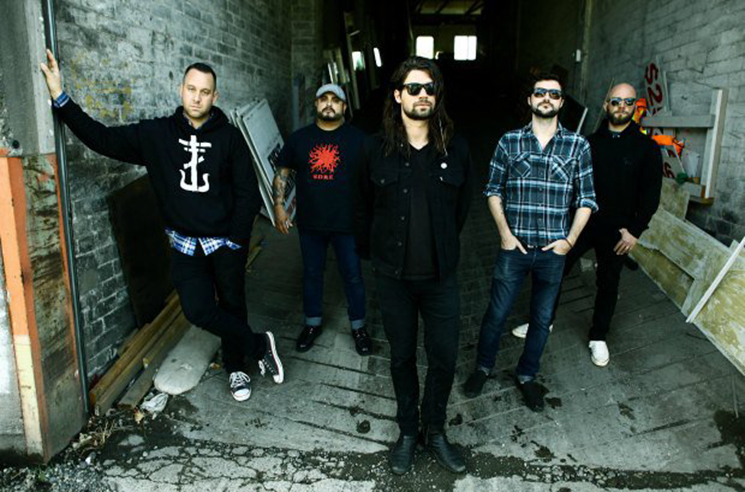 Taking Back Sunday Return with 'Tidal Wave'