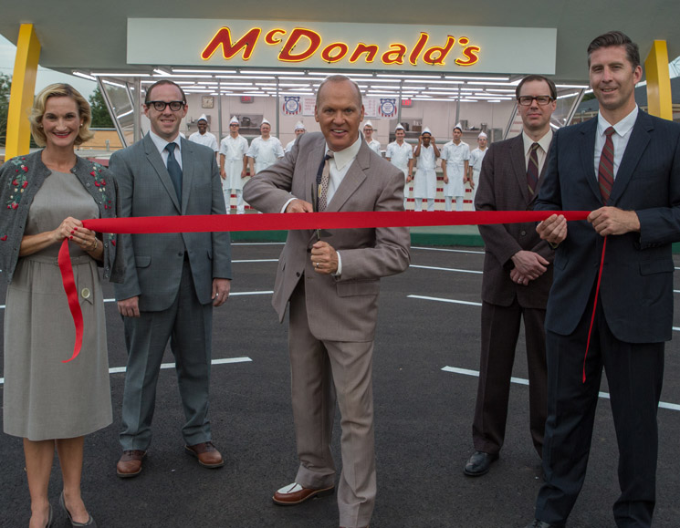 The Founder Directed by John Lee Hancock