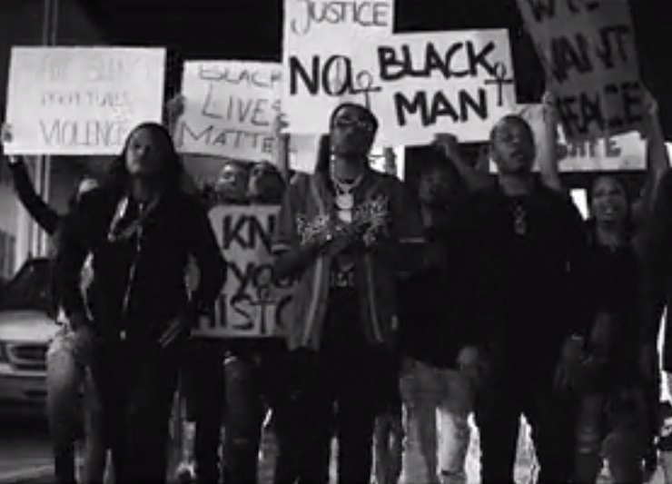 "T.I. ""Black Man"" (ft. Quavo, Meek Mill & RaRa) (video)"