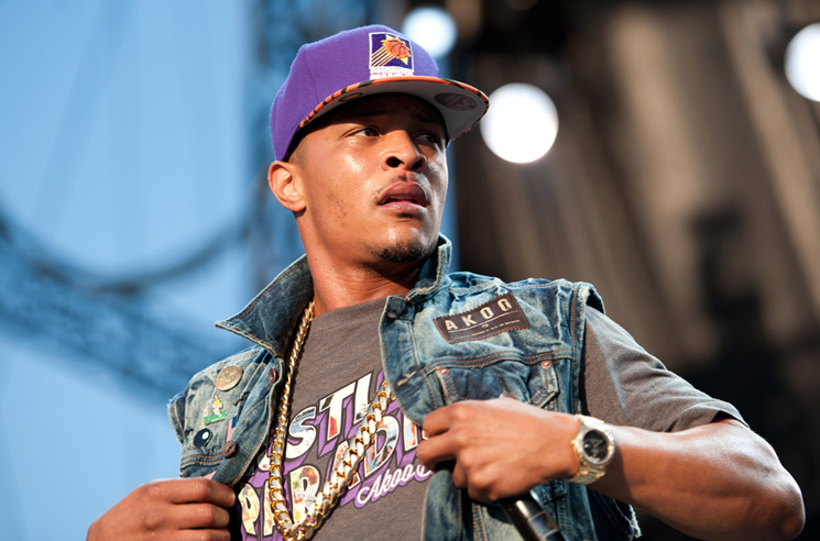 T.I. Calls for Starbucks Boycott After Controversial Arrests