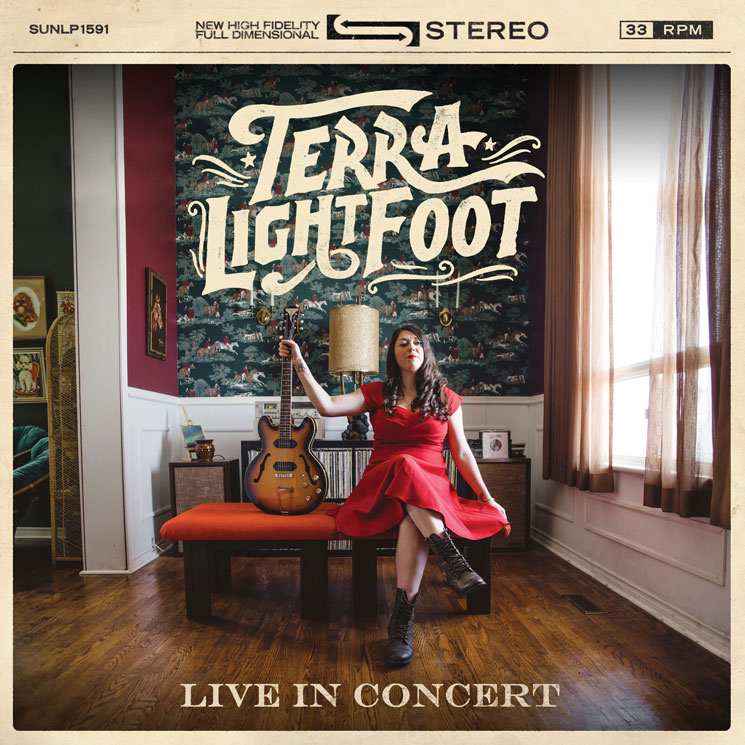 Terra Lightfoot Reveals Orchestral 'Live in Concert' LP