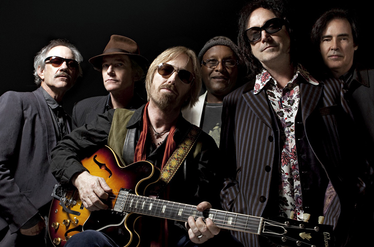 "Tom Petty & the Heartbreakers Plot ""40th Anniversary Tour"""