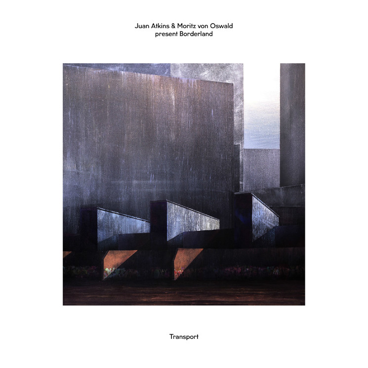Juan Atkins & Moritz von Oswald Present Borderland Transport