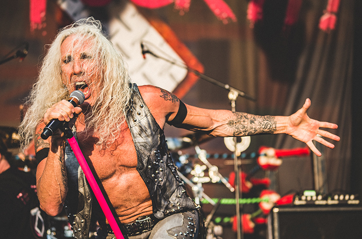 Twisted Sister Post a Long and Hilarious List of Amnesia Rockfest Complaints