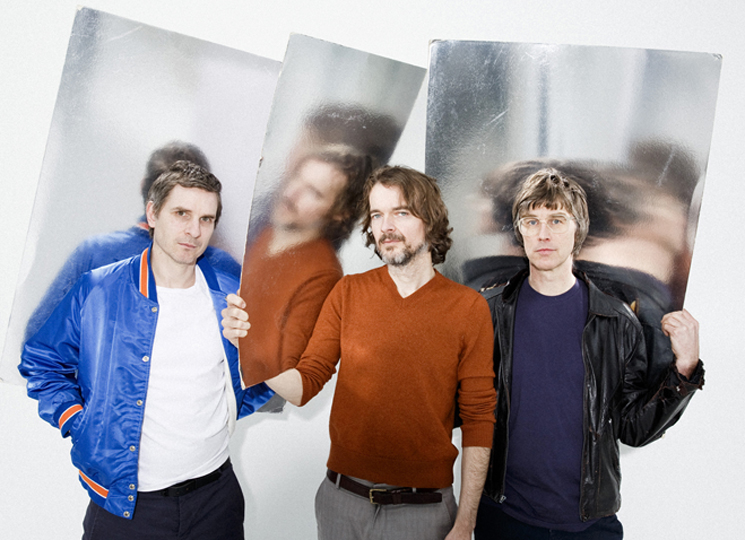 Supergroup TUNS Are Secretly a Tribute Act