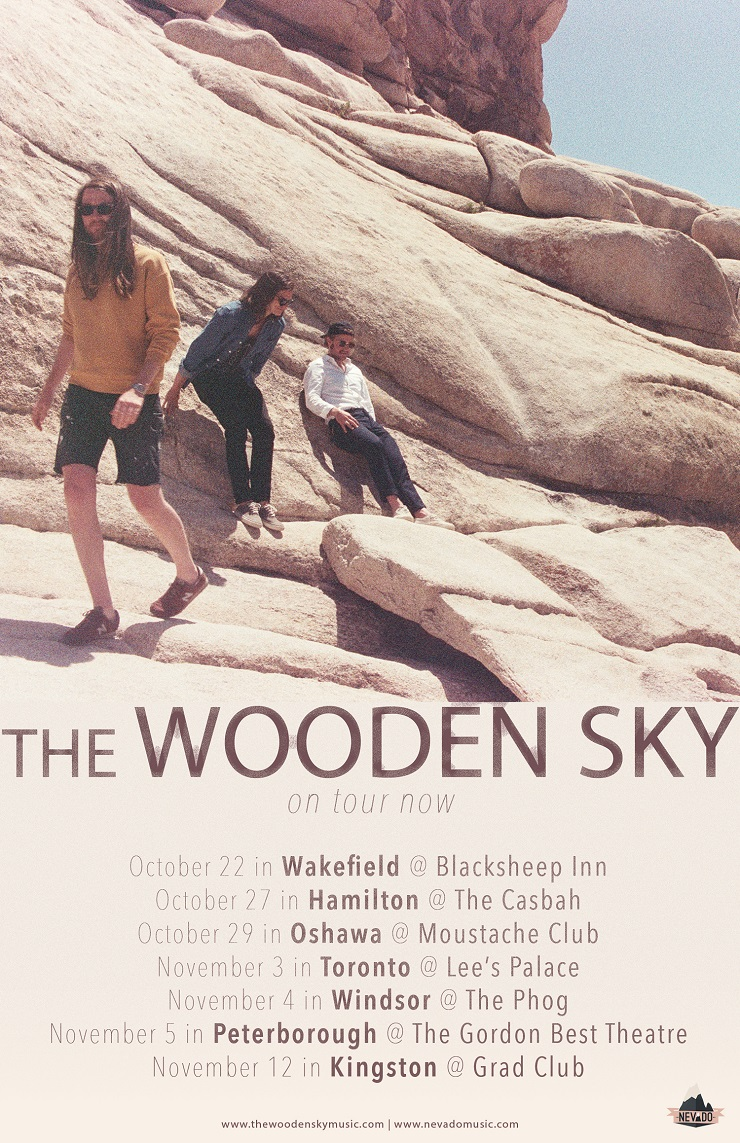 The Wooden Sky Set to Test Out New Tunes on Canadian Tour